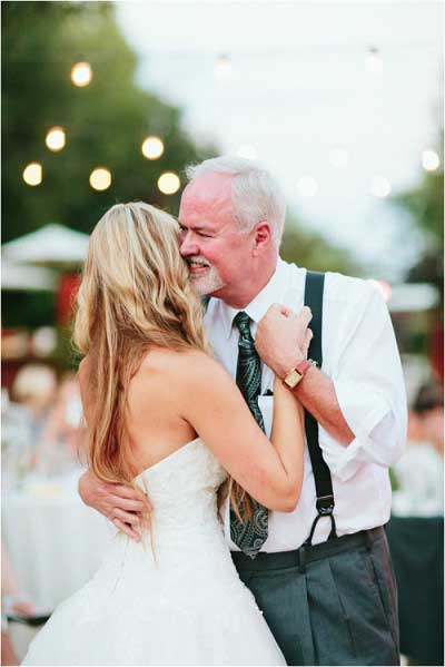 Vader-dochter dans