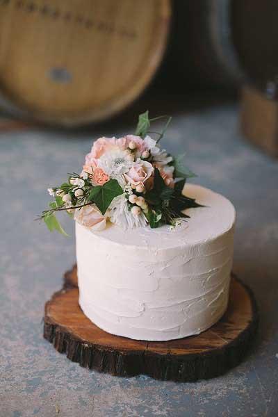 Bruidstaart inspiratie