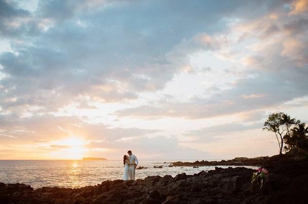 Hawaii is een van de mooiste plekken om te trouwen