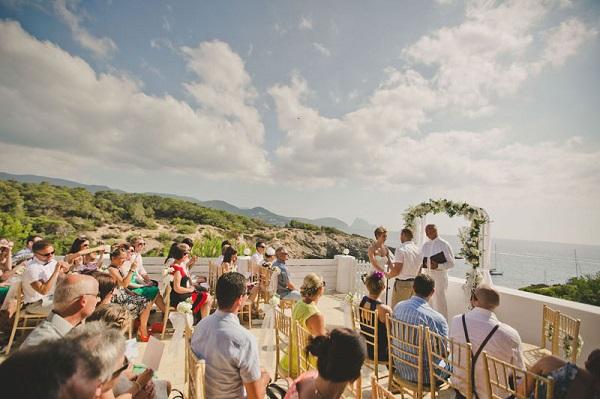 Ibiza bruiloft