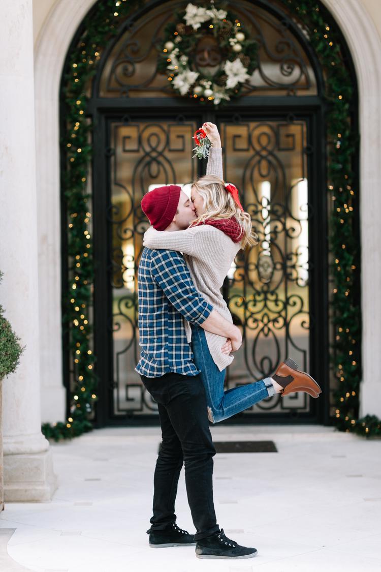 Verloving met Kerst