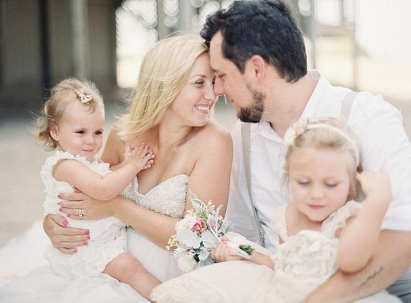 Geloften Hernieuwen Voor De Tweede Keer Trouwen Bruiloft