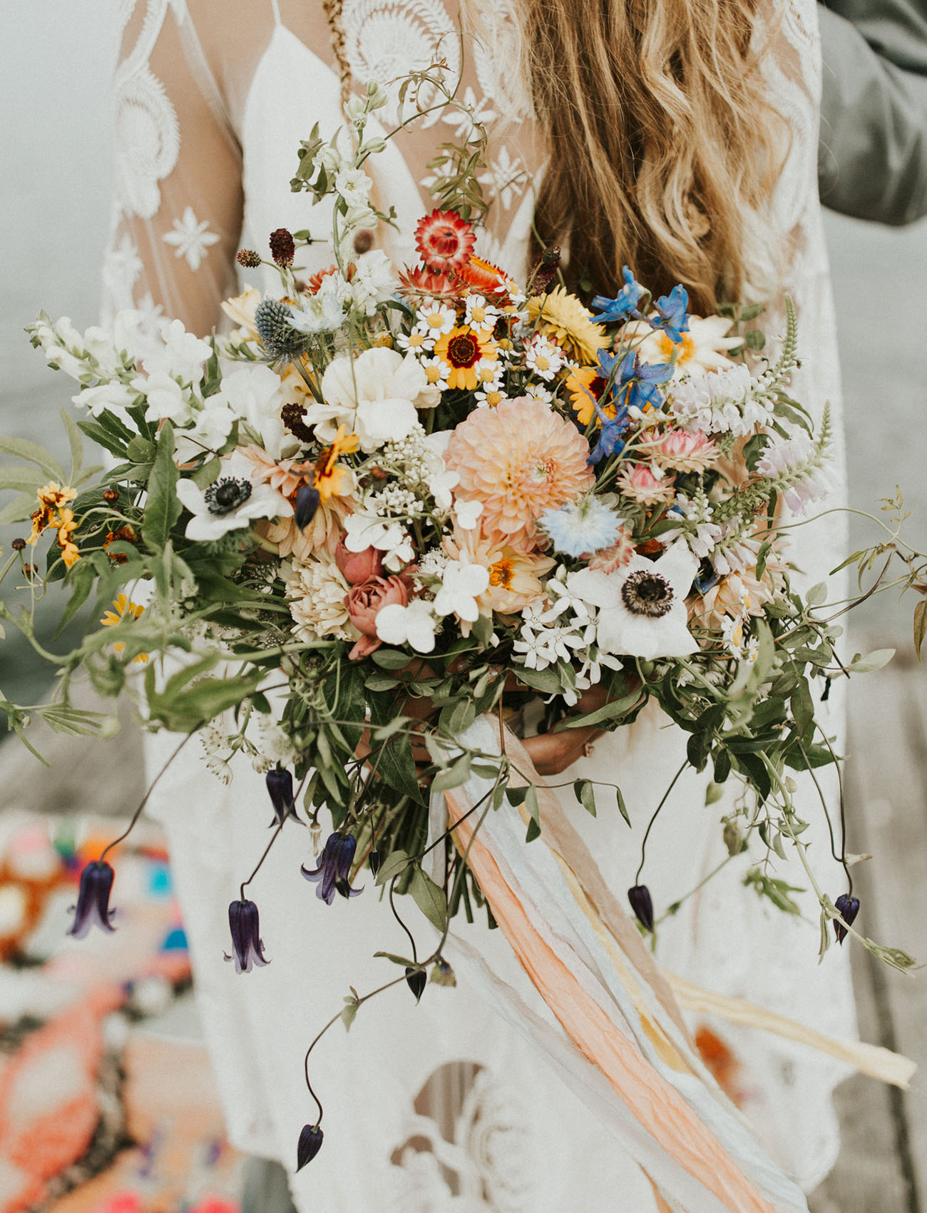 Bruidsboeket ideeën voor de bruiloft
