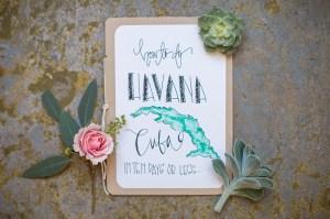 Cubaanse bruiloft