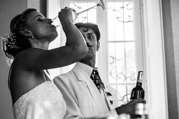 Bruid op horror bruiloft
