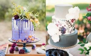 Bruidstaarten trends