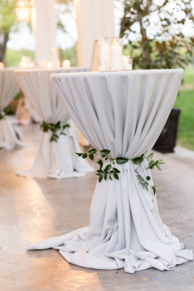 Bruiloft decoratie feest