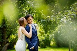 Dagindeling bruiloft met fotoshoot
