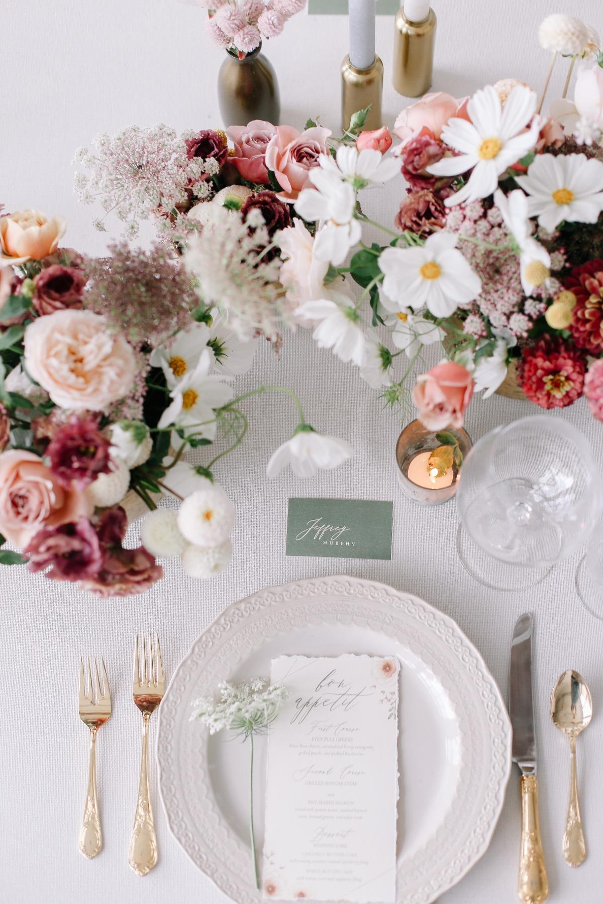 Perfecte Pinterest bruiloft decoratie