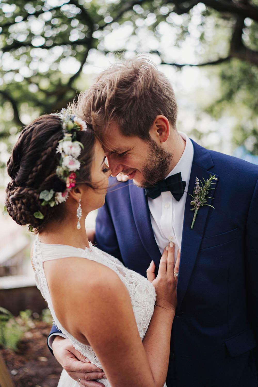 Bruidspaar trouwreportage