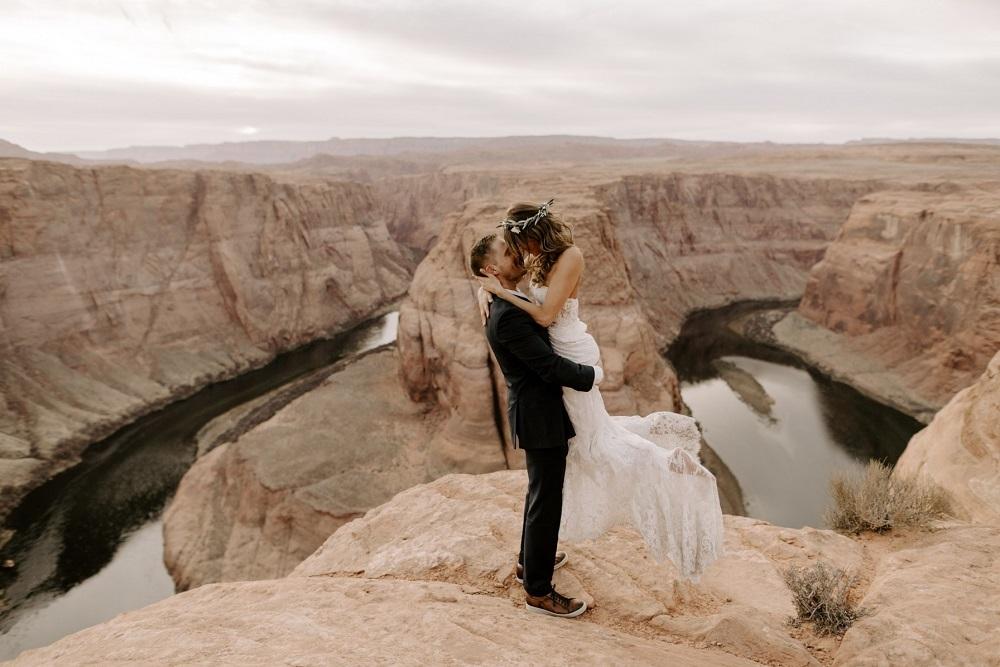 Elopement De Ideale Intieme Bruiloft Bruiloft Inspiratie
