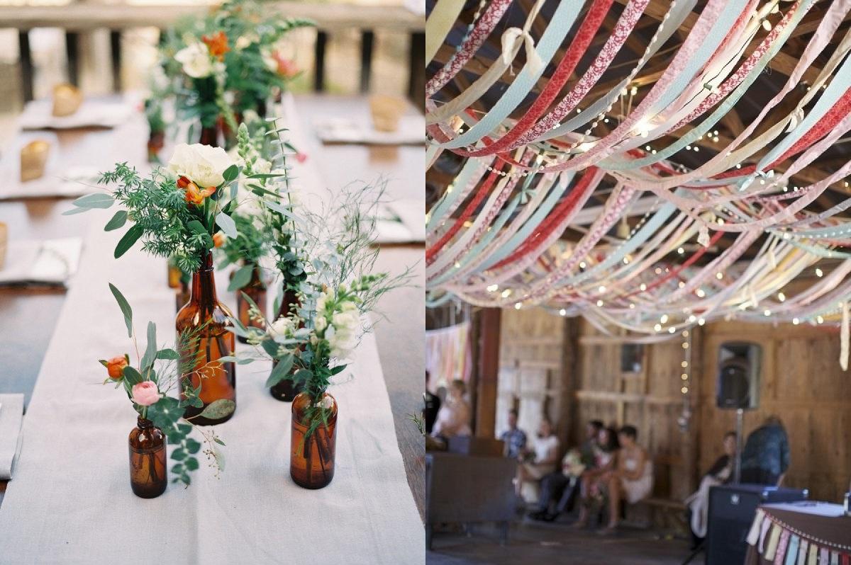 10 Goedkope Decoratie Tips Voor Jullie Bruiloft Bruiloft