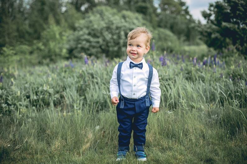 Outfit bruiloft voor kinderen