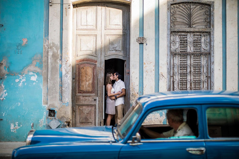 Loveshoot op Cuba