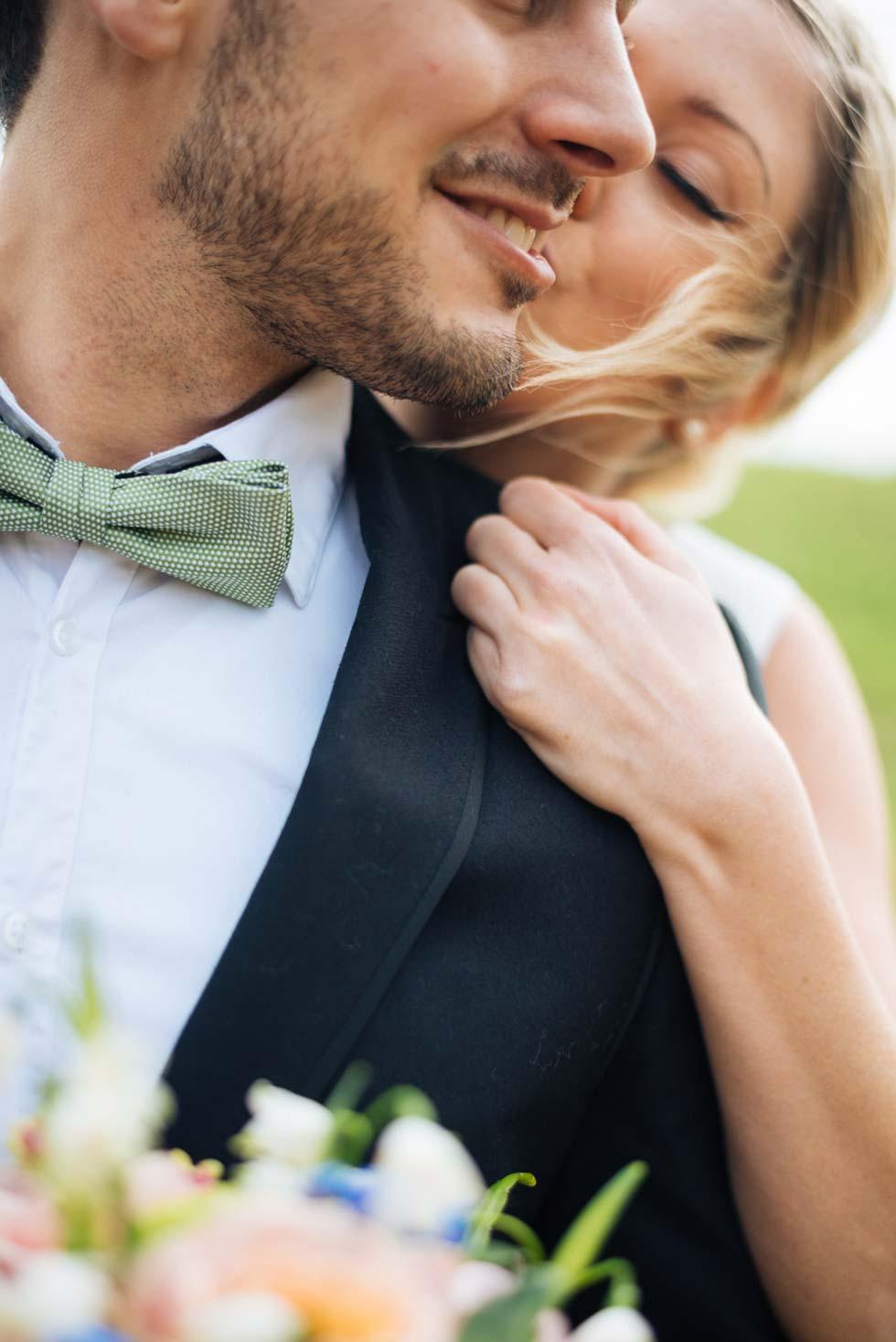 Bruiloft tips bruidspaar