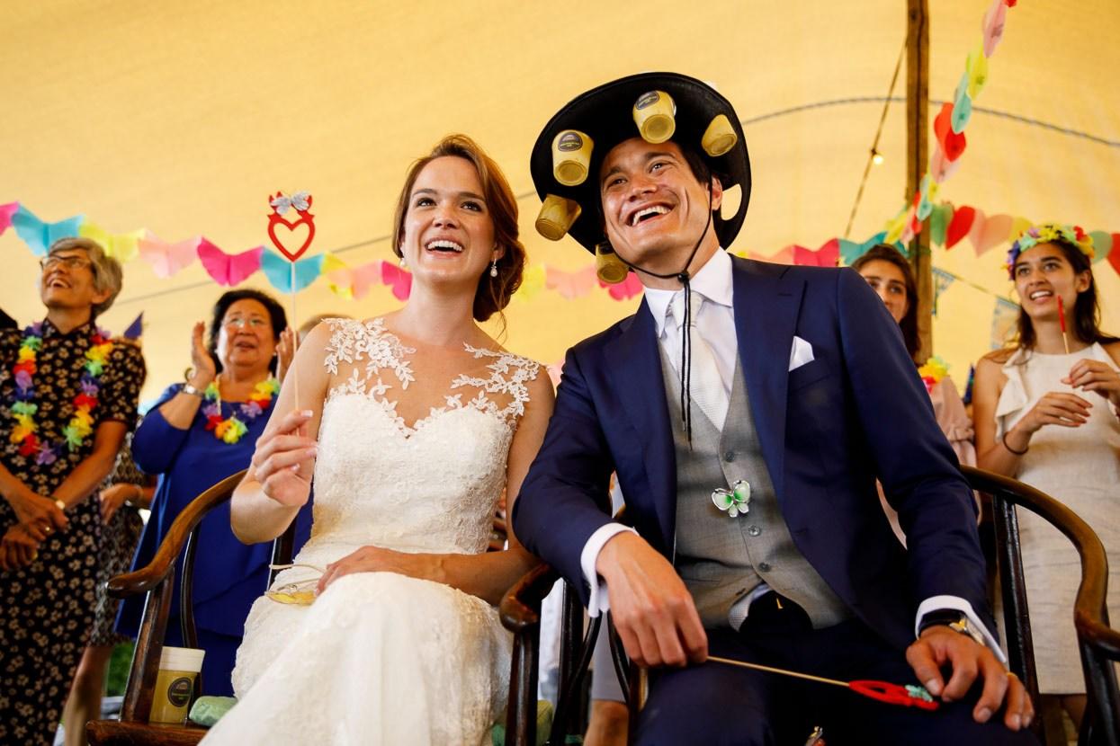 stukjes voor bruiloften en partijen