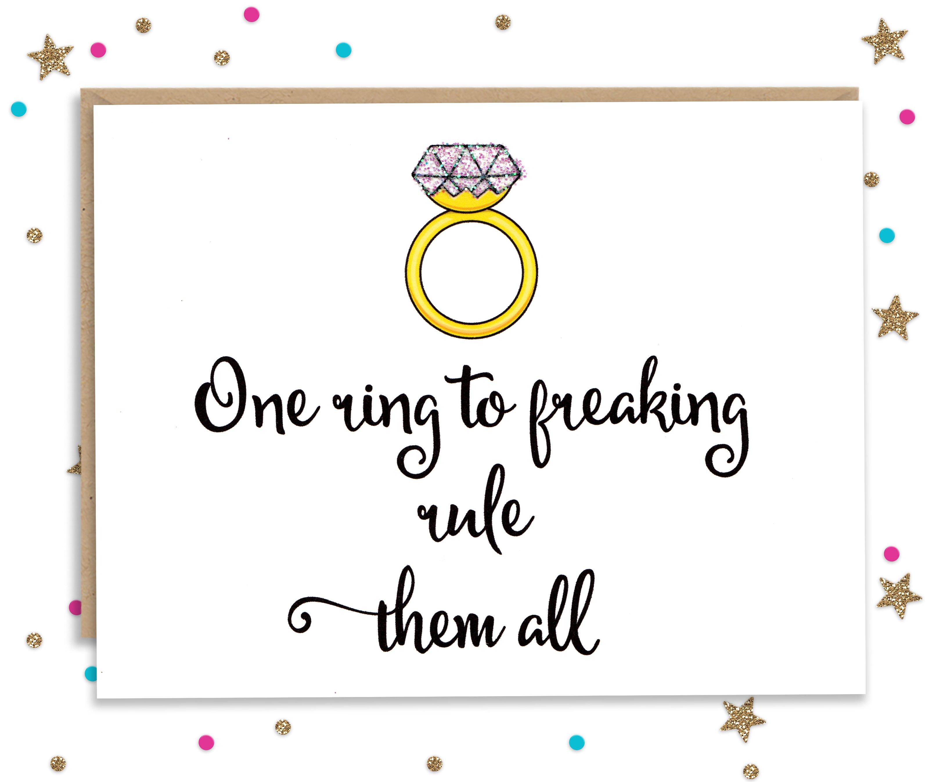 Kaart huwelijks felicitatie