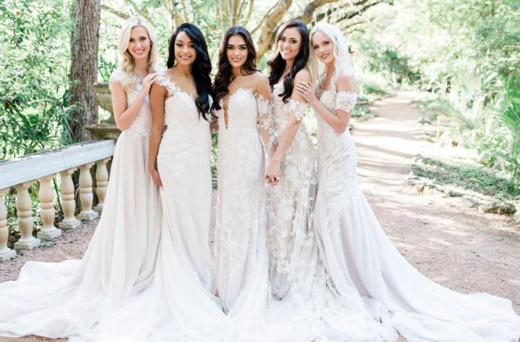 Tweedehands bruidsjurken