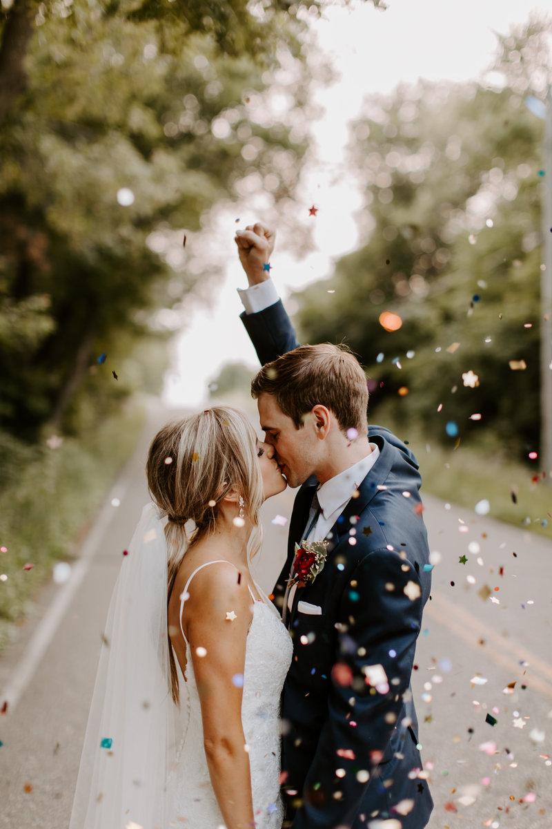 Huwelijkswensen voor het bruidspaar
