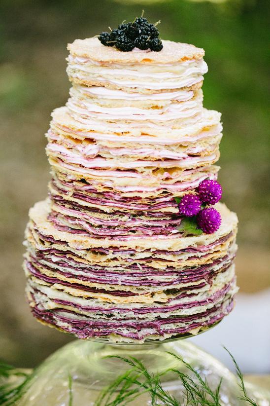 Pannenkoeken bruidstaart