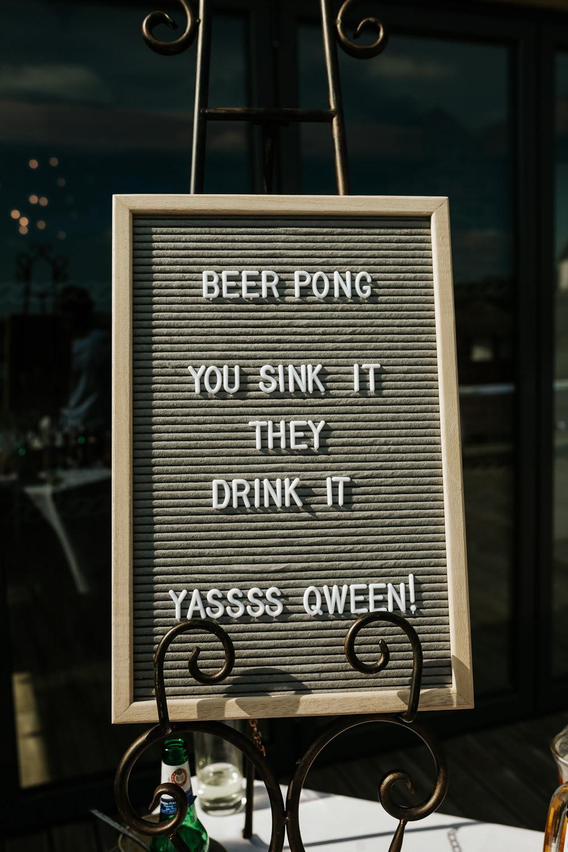 Spelletjes met drank voor het vrijgezellenfeest