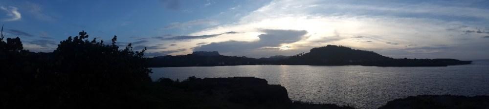 Sunset Baracoa