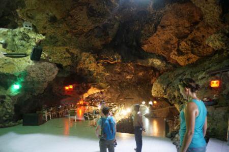 Inside Rave Cave Trinidad