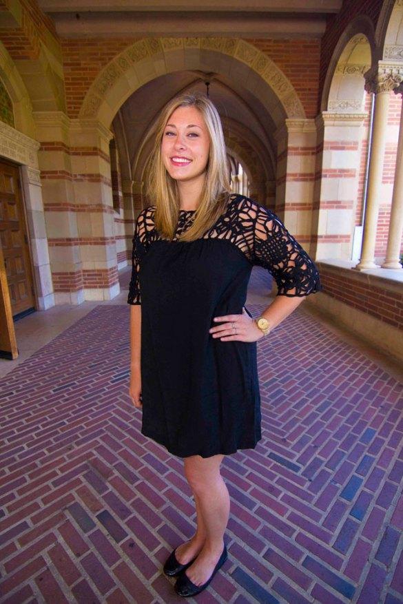 Erin Ward: 2012 UCLA Senior of the Year