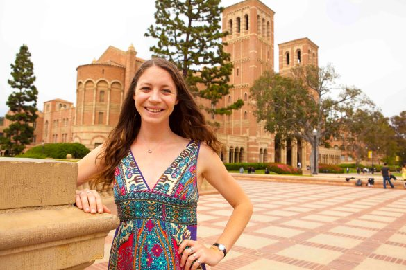 Cara Trombadore: 2013 UCLA Senior of the Year