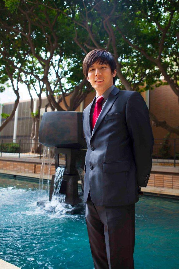 Gun Jun Yoon: 2013 UCLA BL Senior of the Year