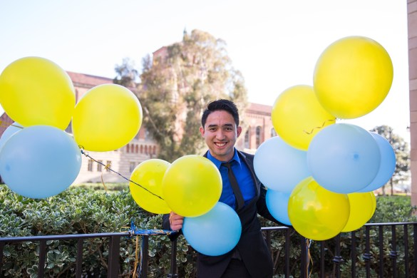 Peter Torres: 2015 UCLA Senior of the Year