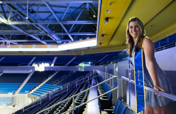 Kaitlin Miller: 2016 UCLA Senior of the Year