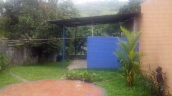 Costa Rican Backyard