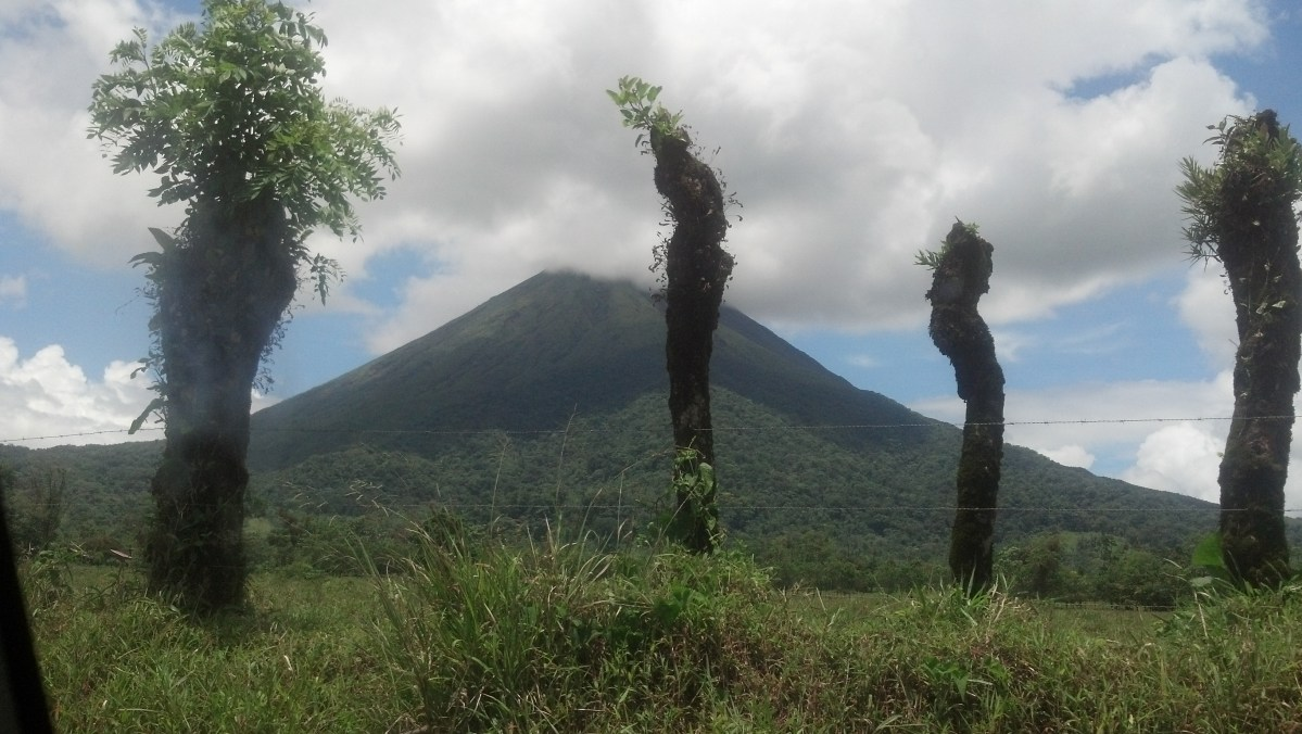 Fortune and Misfortune in La Fortuna — By Jennifer Shipp