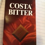 Costa Bitter contains trans fats