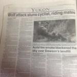 Yukon Territory News