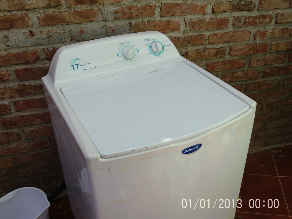 The Laundry Lady vs. My Mexican Washing Machine — By Jennifer Shipp