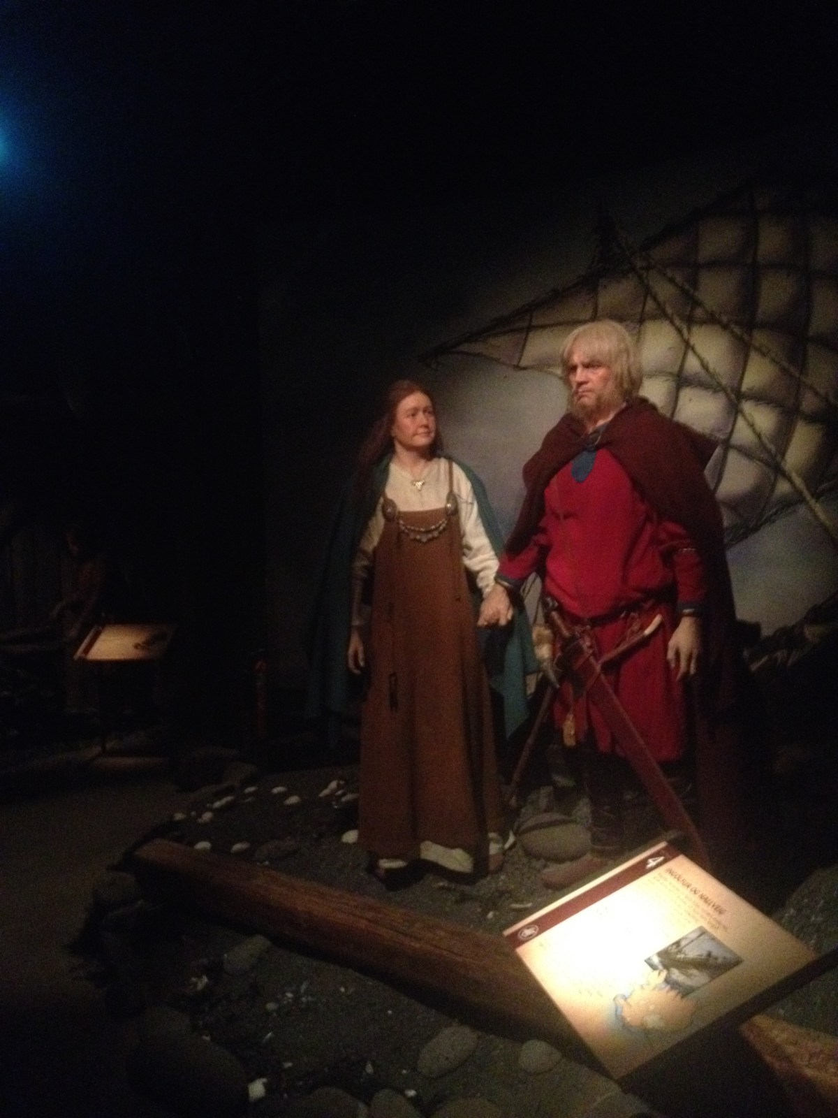 The Saga Museum – A Chilling Walk through Icelandic History: Photo Gallery