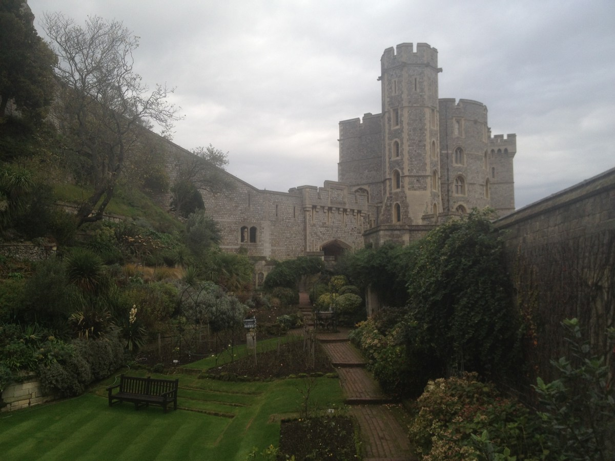 Windsor Castle: important because it's extravagant or extravagant because it's important? — By Jennifer Shipp