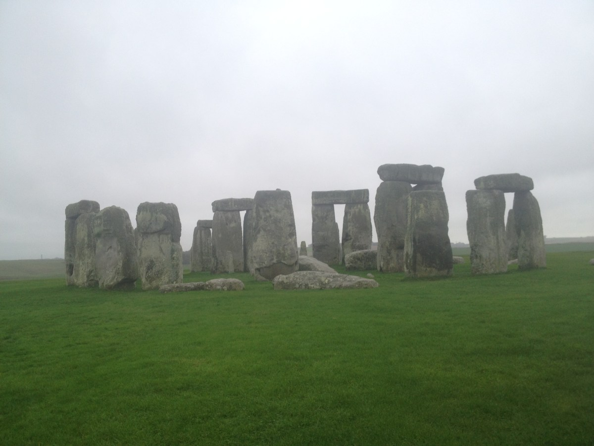 Stonehenge: A Place for Big Cats to Play — By Jennifer Shipp