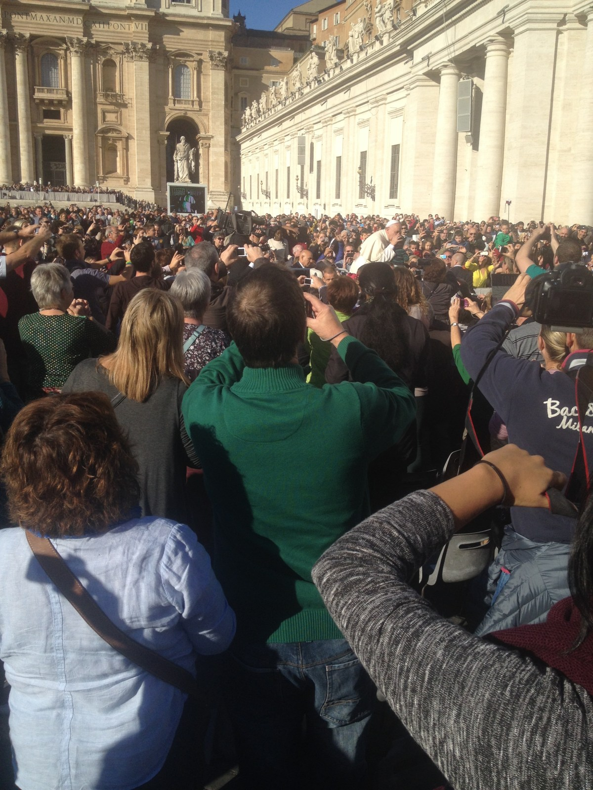 The Vatican City and the Pope at St. Peter's Square: Photo Gallery