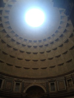 This is the world's largest unreinforced concrete dome in the world.