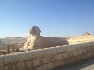 Cairo Egypt Pyramids Sphynx