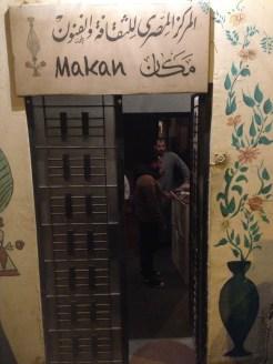Cairo Egypt Al Makan
