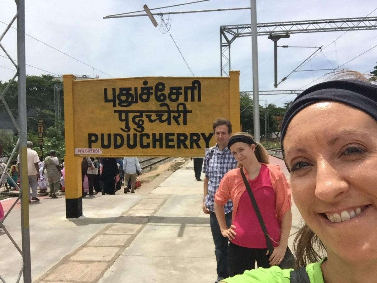 Puducherry, India — By Jennifer Shipp