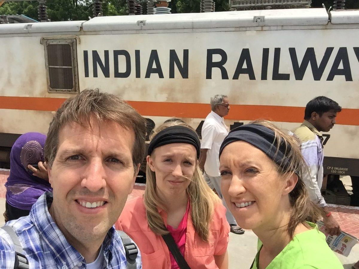 Pondicherry India Tourism: Chennai to Pondicherry Train