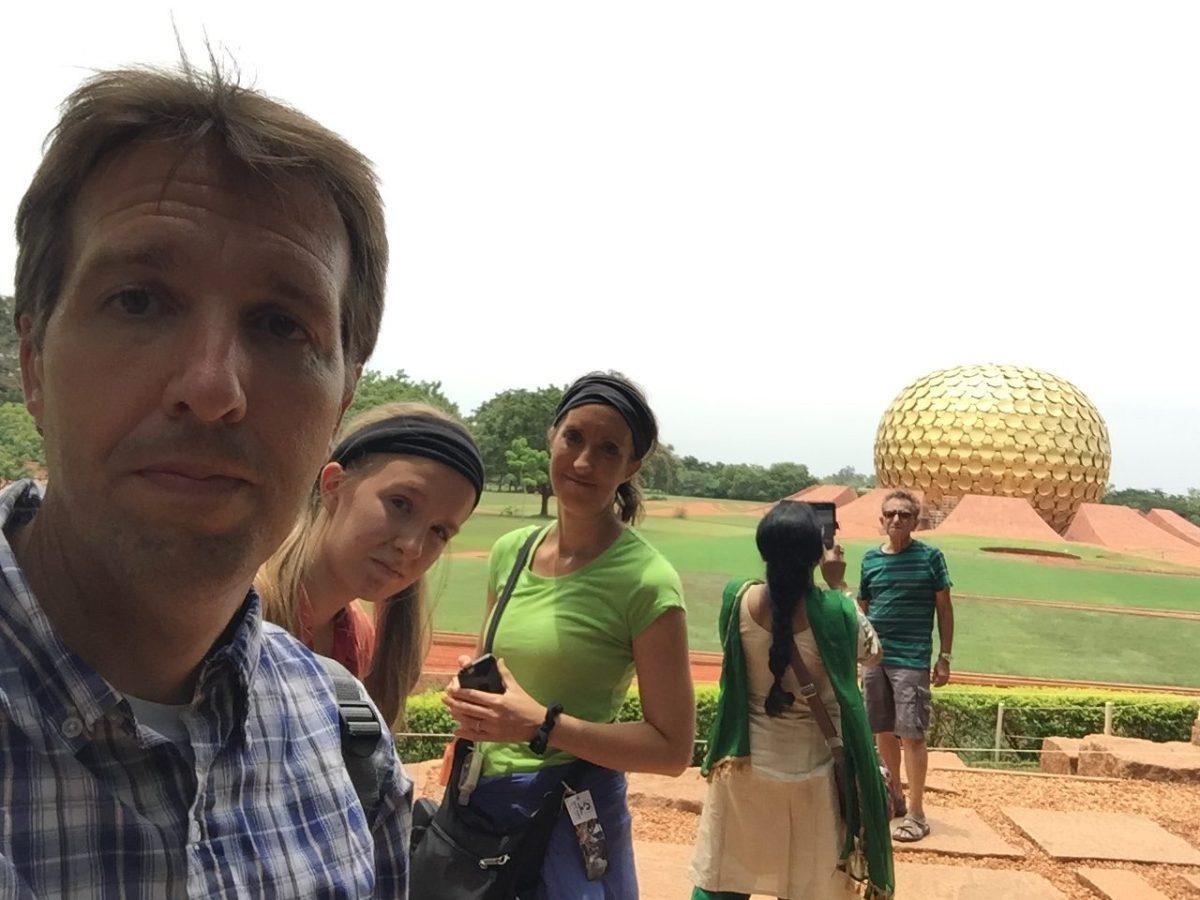 Pondicherry India Tourism: Auroville