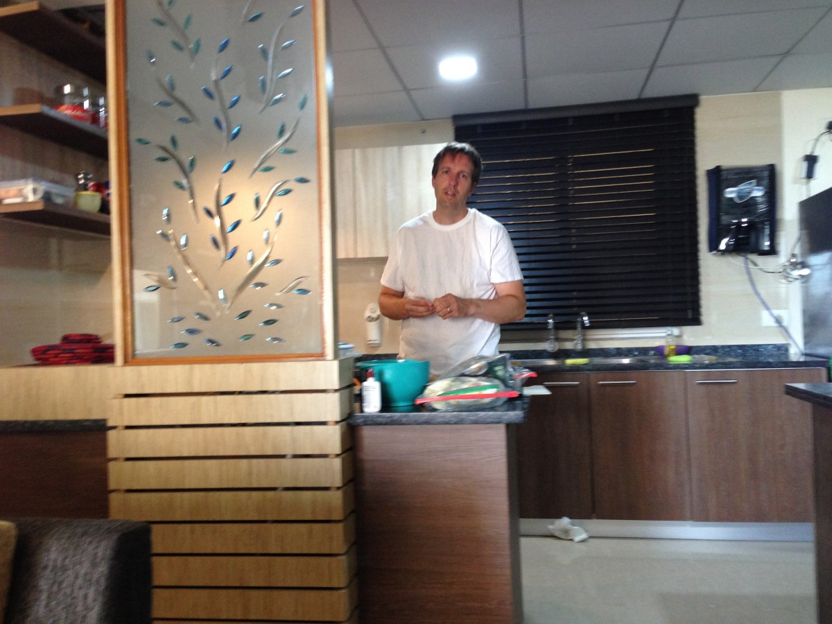 Chennai Food: John Talks about the Garlic