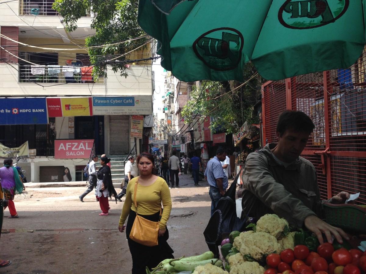 Dengue in India — By Jennifer Shipp
