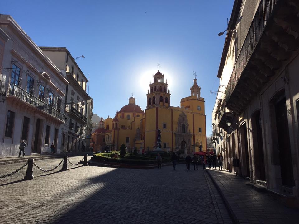 Guanajuato Mexico Tourism: Cinco De Mayo in Guanajuato